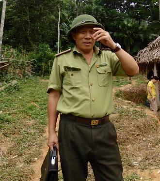 Hạt trưởng kiểm lâm mất chức vì để rừng bị phá - Ảnh 1