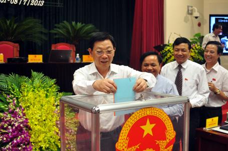 Hà Nội: Không lấy phiếu tín nhiệm với 3 vị Phó chủ tịch - Ảnh 1