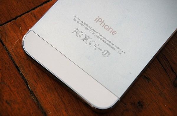 iPhone có thể không còn logo Apple ở mặt sau - Ảnh 1