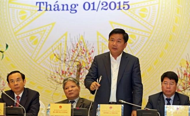 Bộ trưởng Thăng đề nghị công an điều tra vụ tin nhắn của Thứ trưởng - Ảnh 1