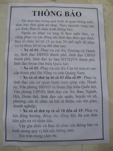 Ông Nguyễn Bá Thanh đã về với lòng đất mẹ - Ảnh 8