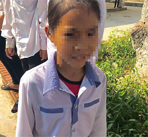 Cô bé nhiễm HIV 7 năm đến trường không có bảng điểm, học bạ - Ảnh 2