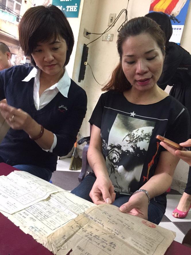 Manh mối mới vụ mẹ nuôi nhầm con suốt 42 năm ở Hà Nội - Ảnh 1
