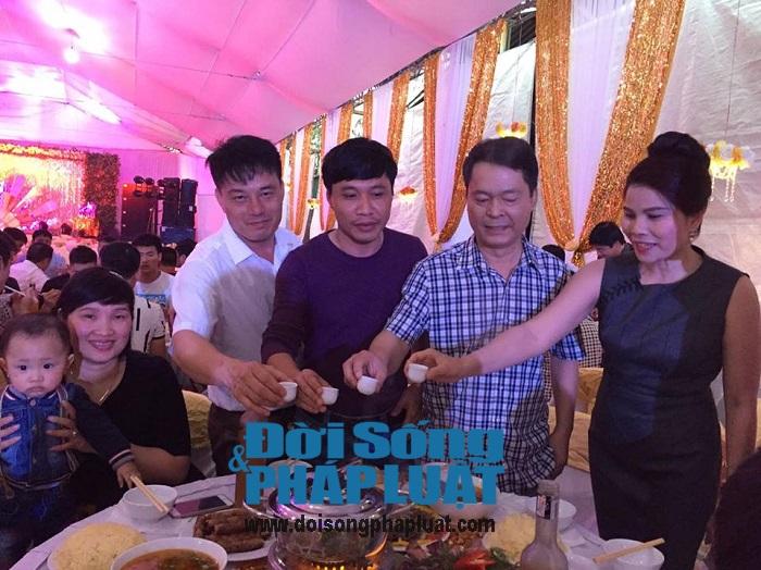 """Tiết lộ gia thế chủ nhân tiệc cưới """"khủng"""" ở Hương Sơn, Hà Tĩnh - Ảnh 7"""