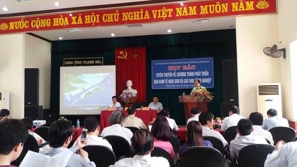 Thanh Hóa: Khu kinh tế Nghi Sơn trở thành điểm sáng thu hút đầu tư - Ảnh 1
