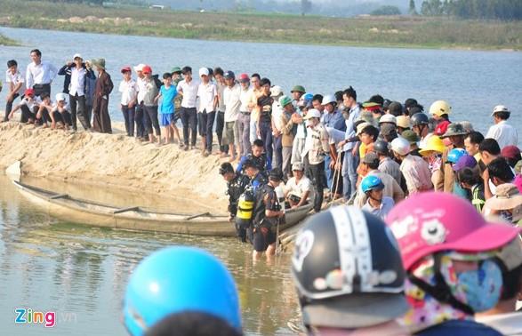 Tân Thủ tướng chia buồn tới gia đình 9 học sinh đuối nước ở Quảng Ngãi - Ảnh 1