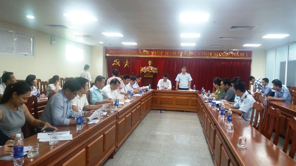 Họp bàn phương án phòng chống virus Zika tại Đà Nẵng - Ảnh 1