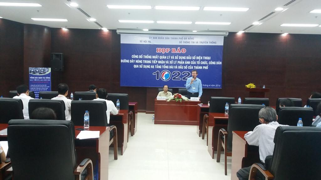 Sẽ có 25 nhân viên trực tổng đài đầu số đường dây nóng ở Đà Nẵng - Ảnh 1