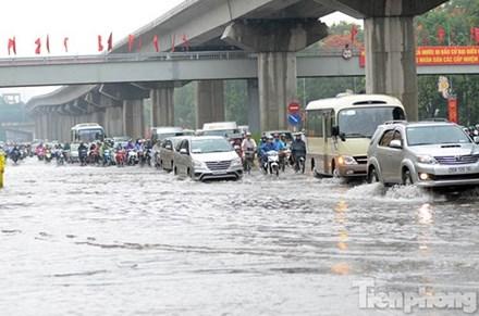 Hà Nội phố biến thành sông: Quy hoạch đô thị có vấn đề - Ảnh 1