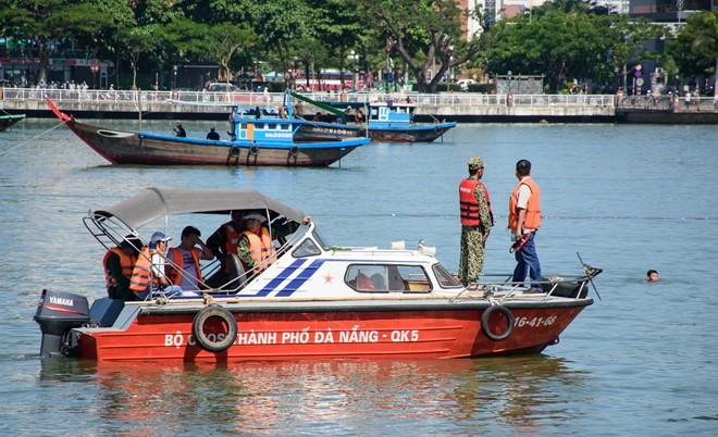Vụ chìm tàu du lịch trên sông Hàn: Sở GTVT Đà Nẵng không nhận trách nhiệm - Ảnh 1