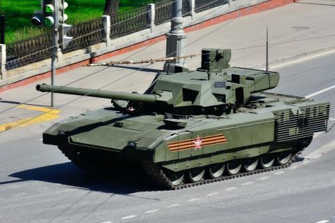 Nguy cơ đụng độ Nga-NATO: T-14 Armata thách thức tất cả - Ảnh 2