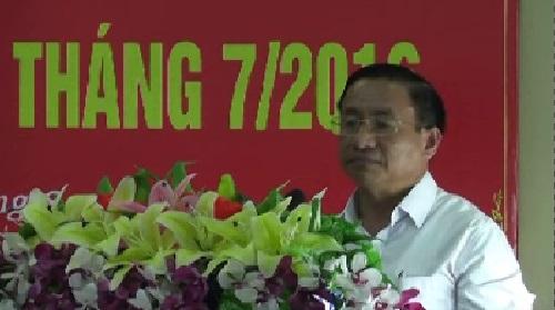 Bí thư Tỉnh ủy Hà Tĩnh yêu cầu xử lý nghiêm sự cố môi trường do Formosa - Ảnh 1