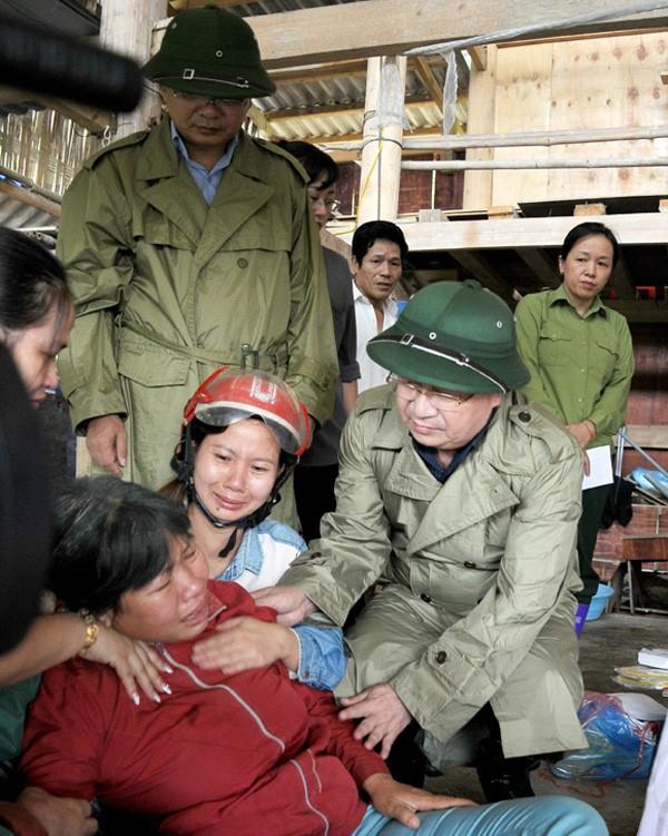 5 cháu nhỏ chết vì lũ cuốn, sạt lở đất ở Lào Cai - Ảnh 1