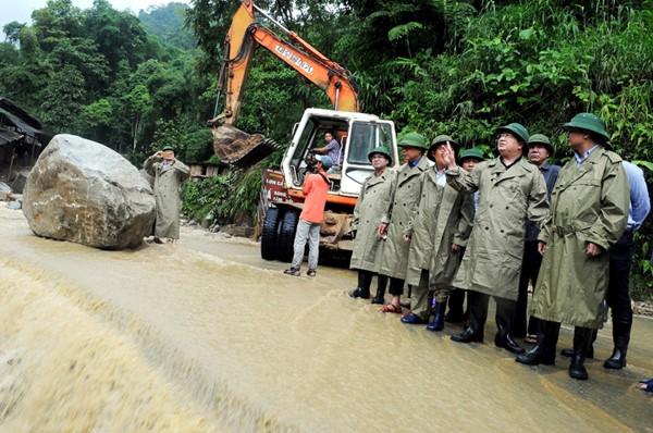 5 cháu nhỏ chết vì lũ cuốn, sạt lở đất ở Lào Cai - Ảnh 2