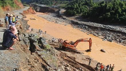 Sự cố thủy điện Sông Bung 2: Không thể đỗ lỗi cho thiên tai! - Ảnh 1
