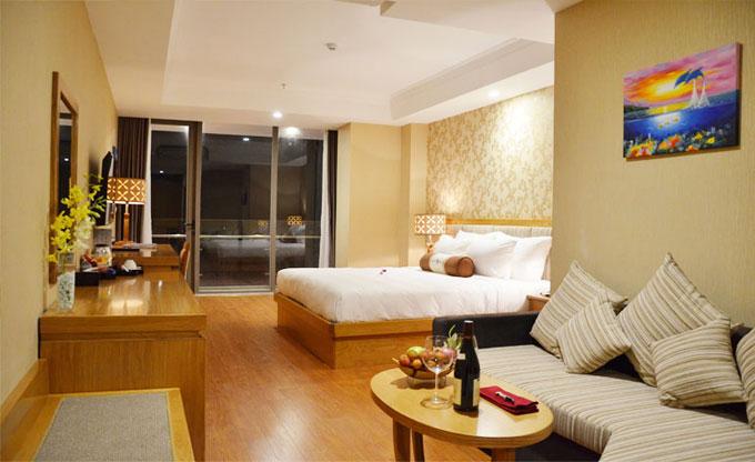 Thăm quan khách sạn 4 sao đầu tiên ở Mỹ Khê, Đà Nẵng - Ảnh 1