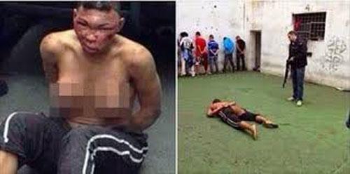 Xót xa người chuyển giới bị lột trần, đánh đập tàn nhẫn - Ảnh 2