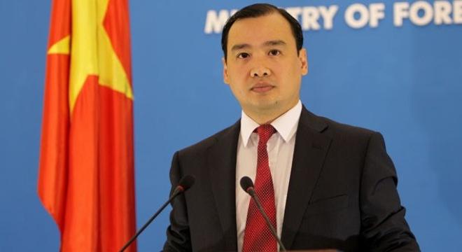 Việt Nam yêu cầu Trung Quốc chấm dứt ngay các hoạt động xâm phạm ở Biển Đông - Ảnh 1