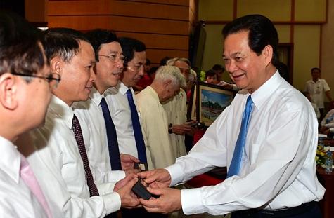 Thủ tướng: Báo chí đóng góp quan trọng vào thành tựu chung của đất nước - Ảnh 3