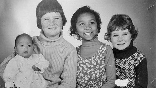 Số phận kỳ lạ của cô gái trong chiến dịch Không vận trẻ em VN 1975 - Ảnh 3