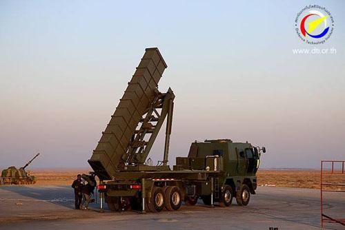 Thái Lan sở hữu một loạt vũ khí mới có xuất xứ Trung Quốc - Ảnh 1