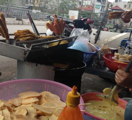 Chấn động nghi vấn thức ăn đường phố có chất gây nghiện - Ảnh 1