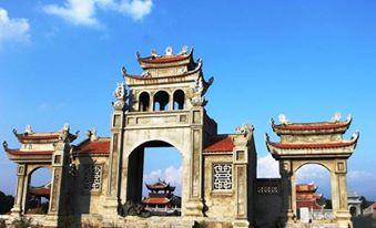 Thực hư việc chi gần 300 tỉ đồng xây Văn miếu thờ Khổng Tử - Ảnh 1