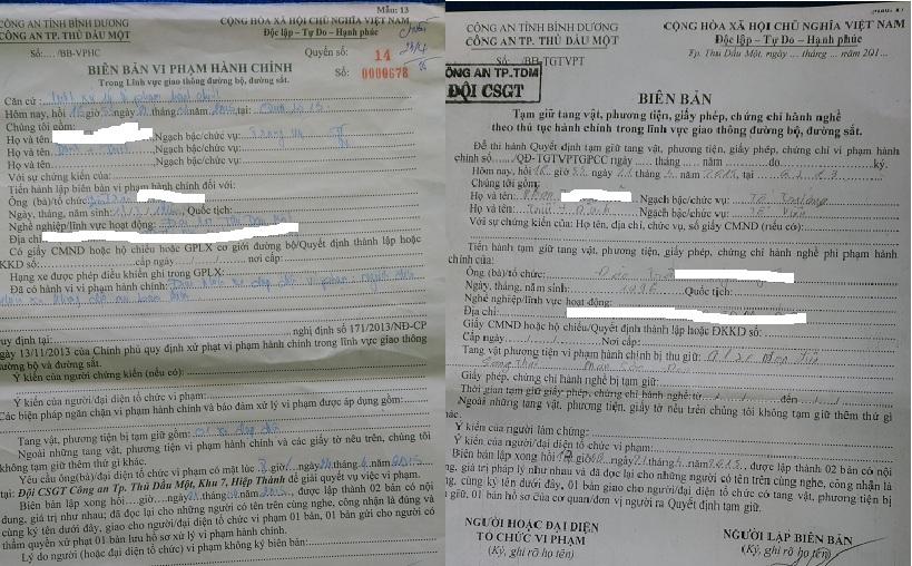 Cảnh sát giao thông cấp huyện có được xử phạt vi phạm giao thông không? - Ảnh 1