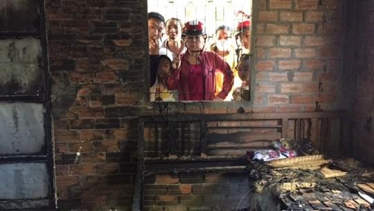 Bắt nghi can phóng hỏa, sát hại cả gia đình vì bị ngăn cản tình cảm - Ảnh 2