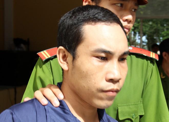Mẹ bé gái 6 tuổi xin giảm tội cho gã hại đời con mình - Ảnh 1