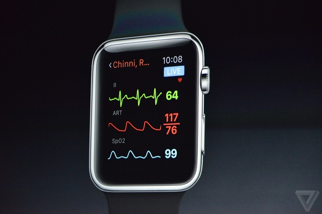 Apple chính thức giới thiệu iPhone 6S, iPad Pro - Ảnh 19