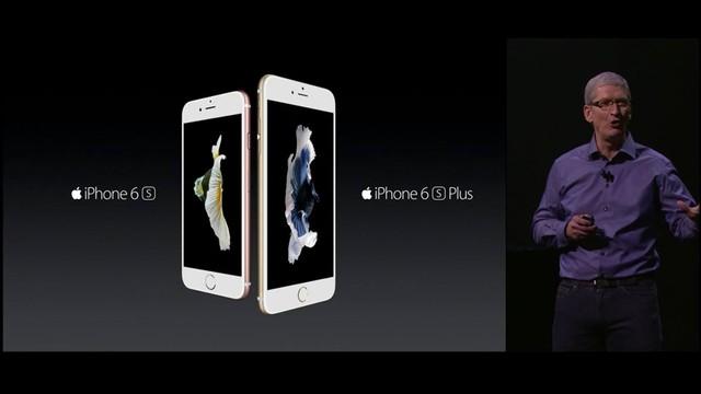 Apple chính thức giới thiệu iPhone 6S, iPad Pro - Ảnh 8
