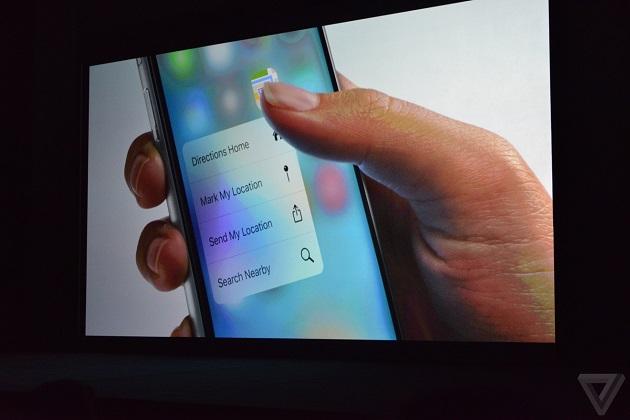 Apple chính thức giới thiệu iPhone 6S, iPad Pro - Ảnh 7