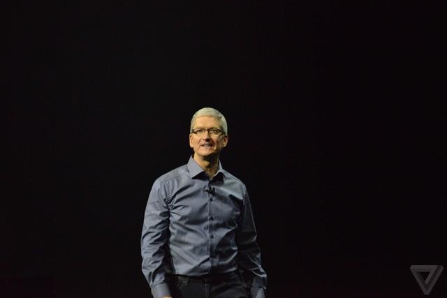 Apple chính thức giới thiệu iPhone 6S, iPad Pro - Ảnh 24