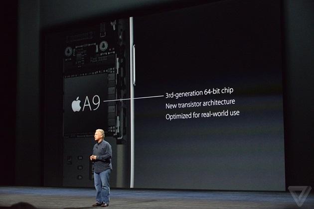Apple chính thức giới thiệu iPhone 6S, iPad Pro - Ảnh 5