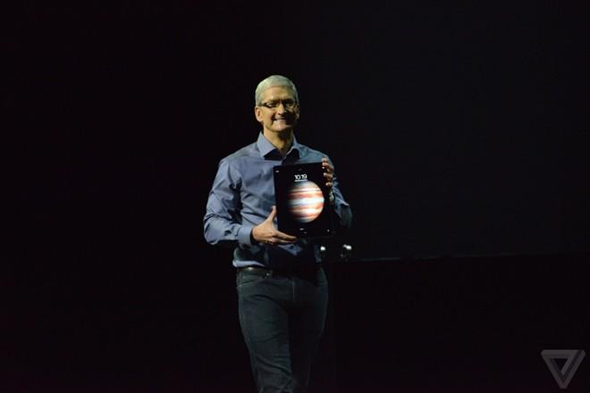 Apple chính thức giới thiệu iPhone 6S, iPad Pro - Ảnh 16