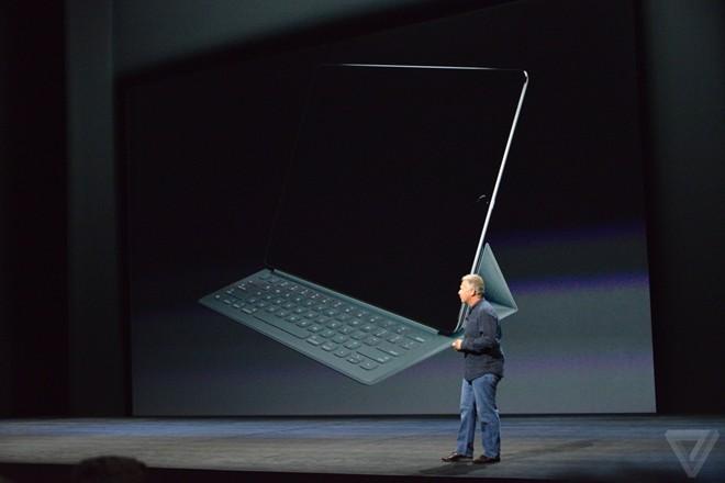 Apple chính thức giới thiệu iPhone 6S, iPad Pro - Ảnh 13