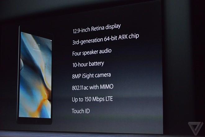 Apple chính thức giới thiệu iPhone 6S, iPad Pro - Ảnh 12