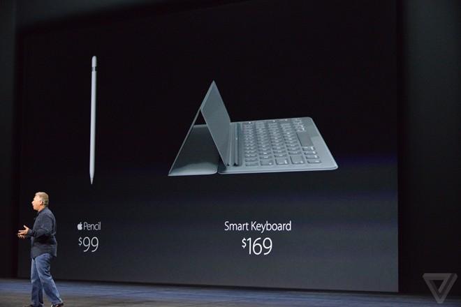Apple chính thức giới thiệu iPhone 6S, iPad Pro - Ảnh 11