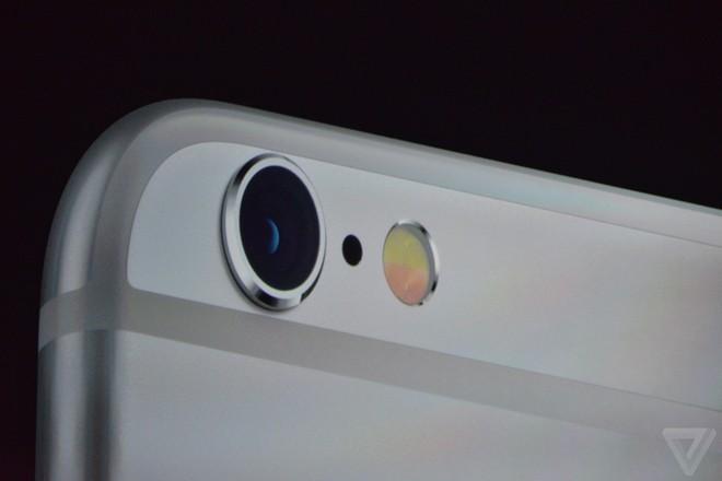 Apple chính thức giới thiệu iPhone 6S, iPad Pro - Ảnh 4