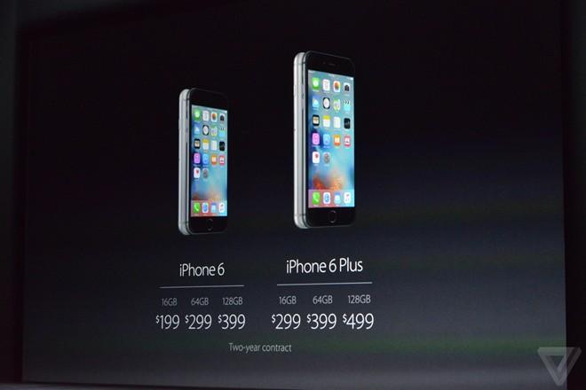 Apple chính thức giới thiệu iPhone 6S, iPad Pro - Ảnh 2