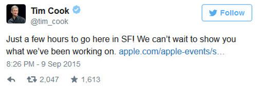 Apple chính thức giới thiệu iPhone 6S, iPad Pro - Ảnh 30