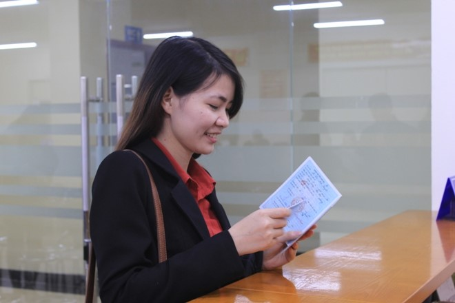 Trình tự cấp, đổi, cấp lại thẻ Căn cước công dân - Ảnh 1