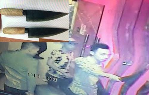"""""""Hỗn chiến"""" trong quán bar ở Sài Gòn, hàng trăm khách tháo chạy - Ảnh 1"""