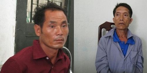 Cảnh sát đột kích khách sạn bắt hai kẻ buôn 50 bánh heroin - Ảnh 1