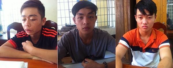 Thiếu tiền, ba sinh viên rủ nhau đi cướp tài sản trên bãi biển - Ảnh 1