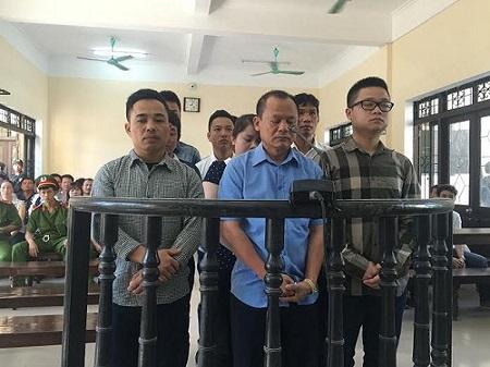 """Trùm xã hội đen Minh """"sâm"""" bị tuyên phạt 2 năm tù giam - Ảnh 1"""