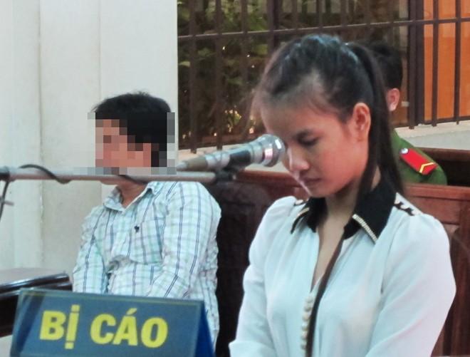 Cô gái trẻ đâm chết chồng hờ sau bữa nhậu tới sáng - Ảnh 1
