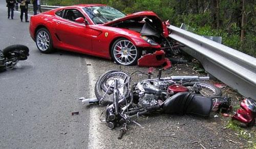 Tai nạn giao thông nhưng không lập biên bản có phải bồi thường? - Ảnh 1