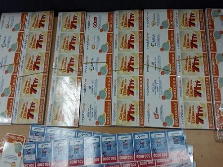 Giả nhân viên Mobifone, lừa bán thẻ cào chiếm đoạt tiền tỷ - Ảnh 1